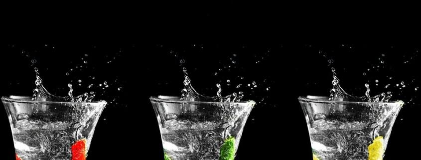 El agua nos ayuda a concentrarnos